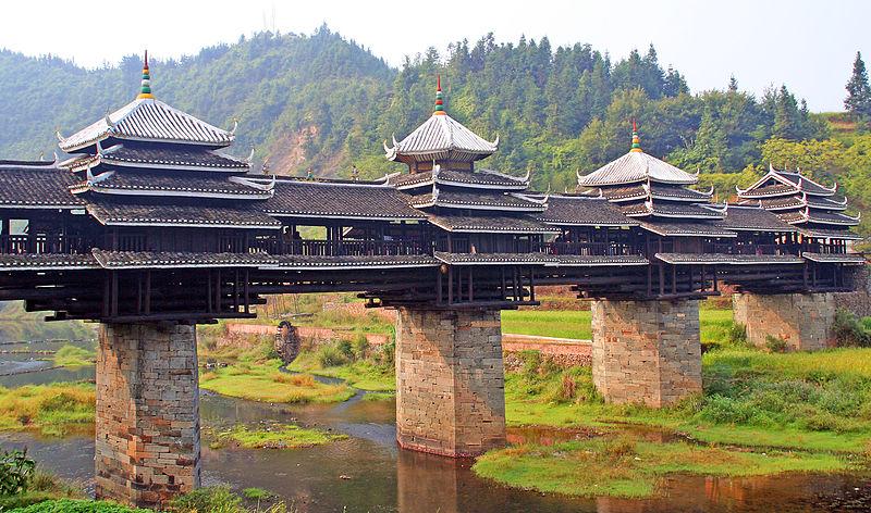 Chengyang Yongji Bridge - Chengyang - China