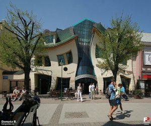 Das Krumme Häuschen - Sopot - Polen