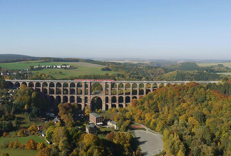 Göltzschtalbrücke - Vogtland - Deutschland