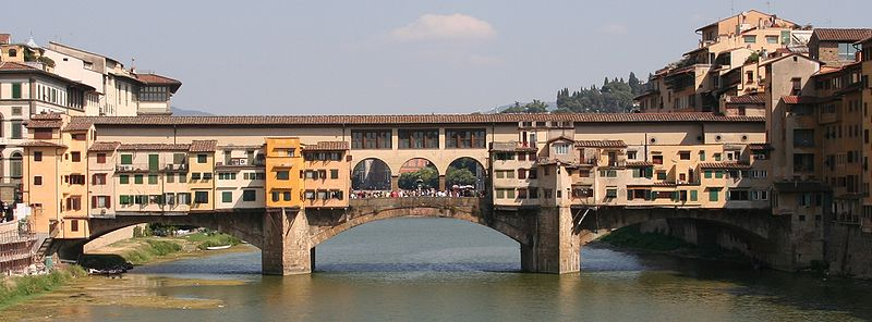 Ponte Vecchio - Florenz - Italien