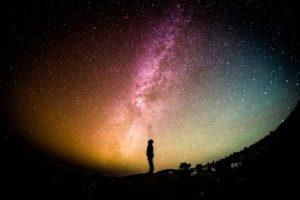 Sterne am Himmelszelt