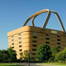 Witzige Architektur