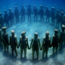 Unterwasser Museen
